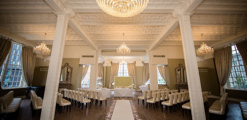 White Star Grand Hall - perfect wedding venue in Liverpool