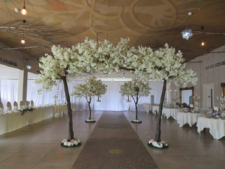Garden of Eden interior - wedding venues in Liverpool