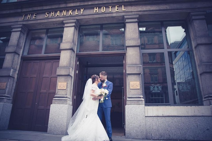 The Shankly Hotel - wedding venues in Liverpool