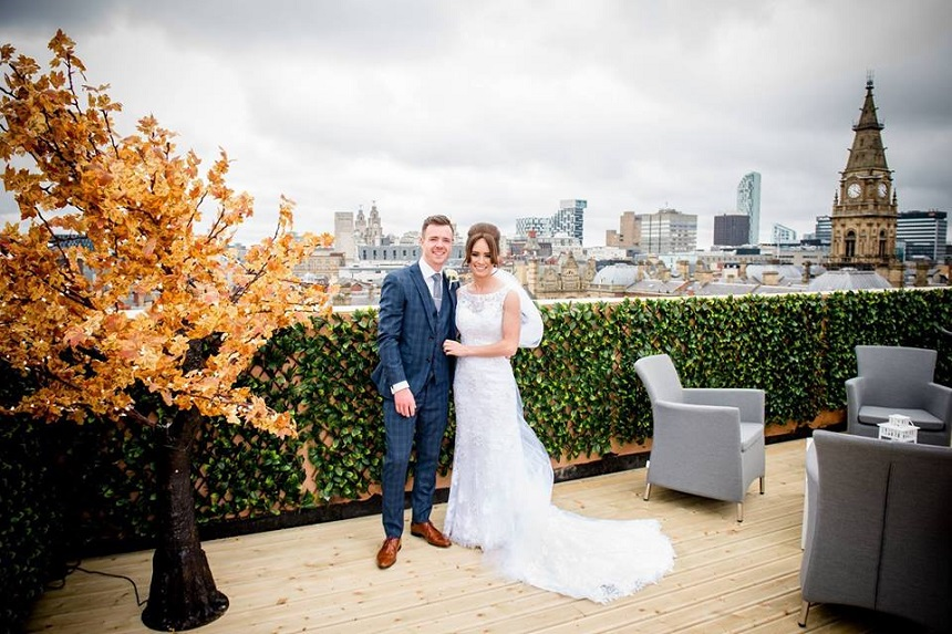 Liverpool wedding venues with views