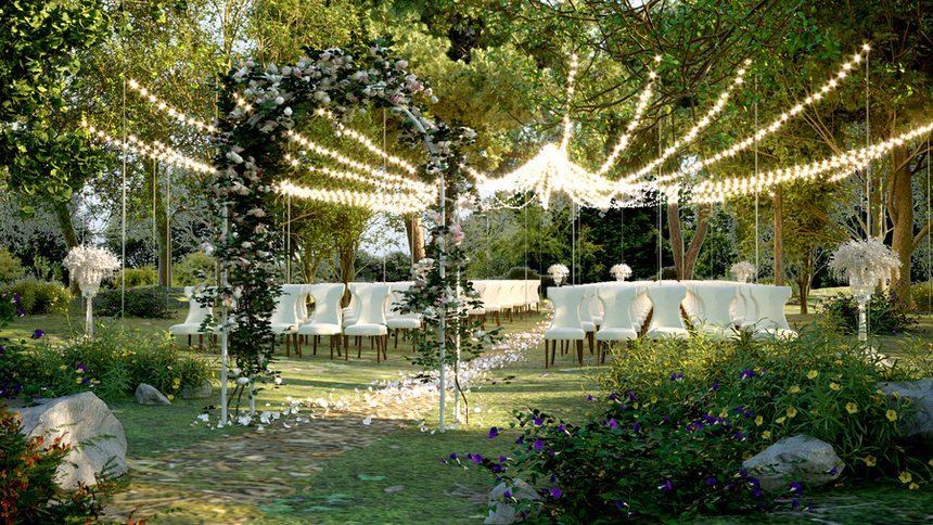 woodland wedding locations