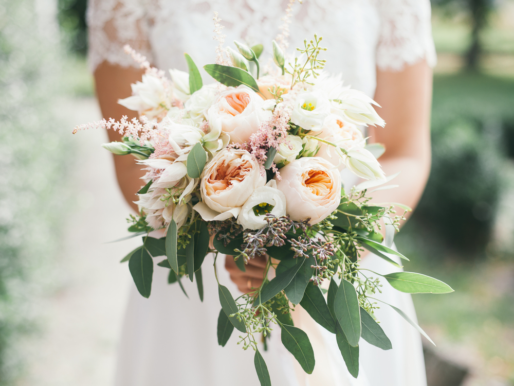 The Meaning Behind Your Chosen Wedding Flowers Signature Living