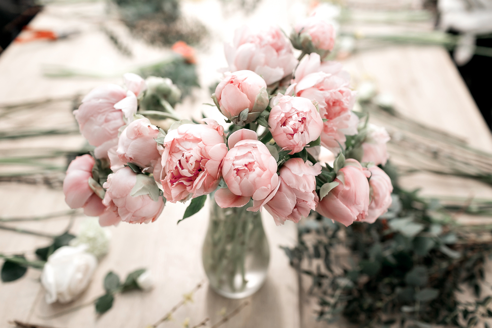 wedding flowers meaning