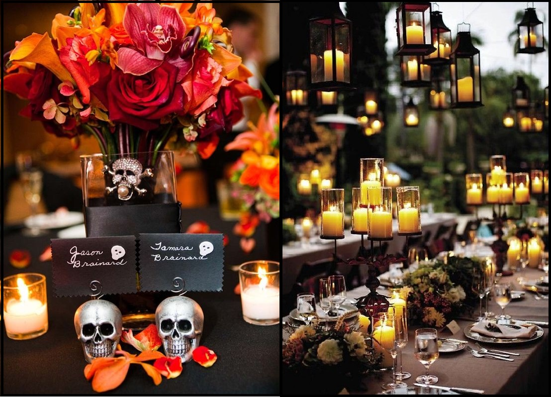 Halloween Wedding Ideas For A Wickedly Wonderful Wedding Day