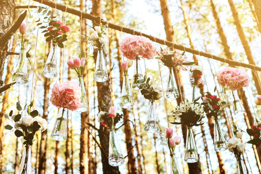 Great Ideas for the Perfect Spring Wedding