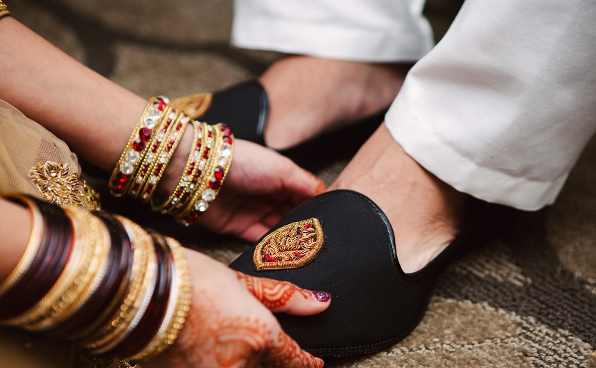 Indian wedding tradition